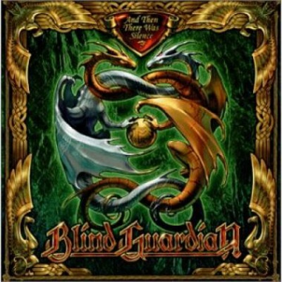 BLIND GUARDIAN - And Then There Was Silence [Single]