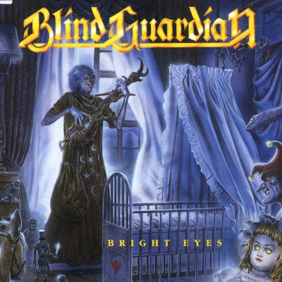 BLIND GUARDIAN - Bright Eyes [Single]