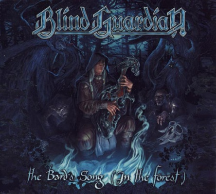 BLIND GUARDIAN - The Bard's Song (In the Forest) [Single]